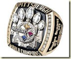 Super Bowl XL Ring