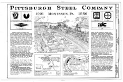 Pittsburgh Steel, Monessen, PA
